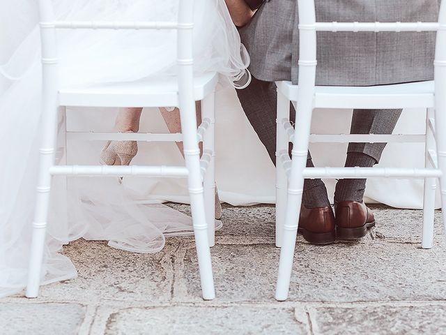 Il matrimonio di Julien e Laura a Pella, Novara 40
