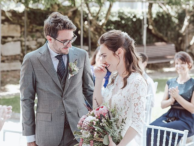 Il matrimonio di Julien e Laura a Pella, Novara 42