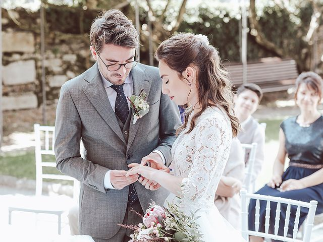 Il matrimonio di Julien e Laura a Pella, Novara 43