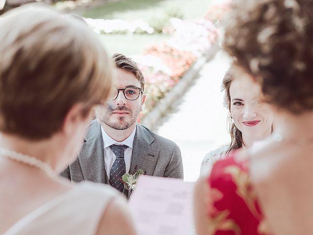 Il matrimonio di Julien e Laura a Pella, Novara 45