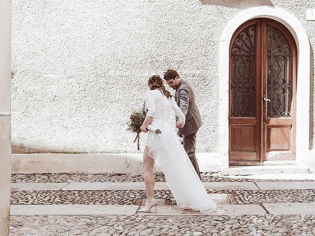 Il matrimonio di Julien e Laura a Pella, Novara 47