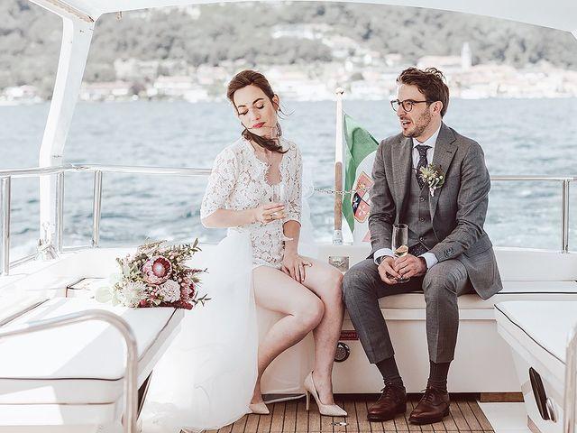 Il matrimonio di Julien e Laura a Pella, Novara 50