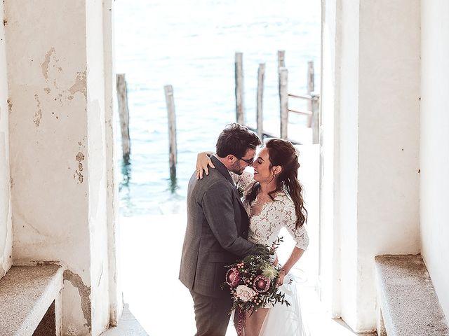 Il matrimonio di Julien e Laura a Pella, Novara 1