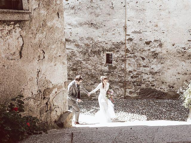 Il matrimonio di Julien e Laura a Pella, Novara 52