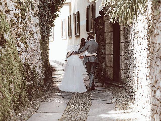 Il matrimonio di Julien e Laura a Pella, Novara 53