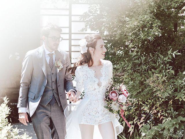 Il matrimonio di Julien e Laura a Pella, Novara 57