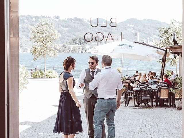 Il matrimonio di Julien e Laura a Pella, Novara 62