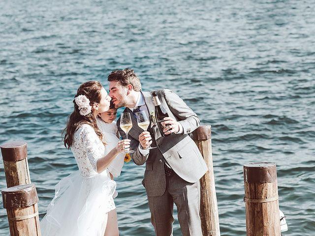 Il matrimonio di Julien e Laura a Pella, Novara 64