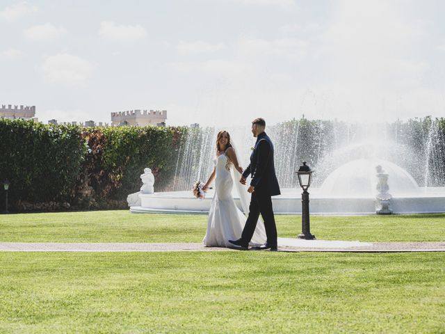 Il matrimonio di Simone e Debora a Roma, Roma 2