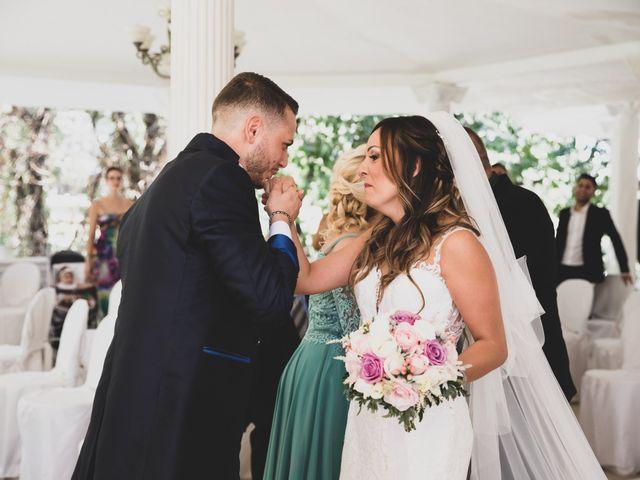 Il matrimonio di Simone e Debora a Roma, Roma 25