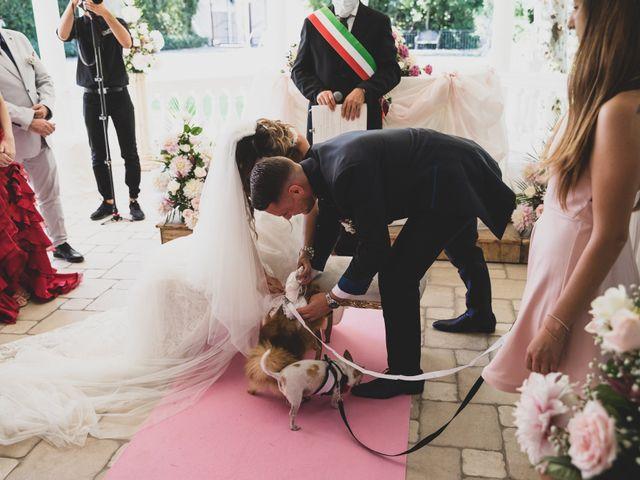 Il matrimonio di Simone e Debora a Roma, Roma 28