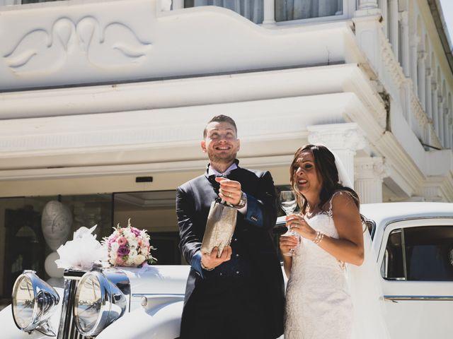 Il matrimonio di Simone e Debora a Roma, Roma 34