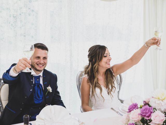 Il matrimonio di Simone e Debora a Roma, Roma 43