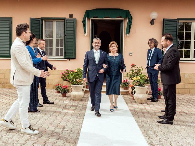 Il matrimonio di Francesca e Giuseppe a Caltanissetta, Caltanissetta 15