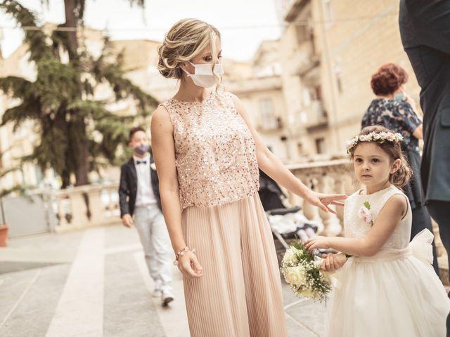 Il matrimonio di Francesca e Giuseppe a Caltanissetta, Caltanissetta 41