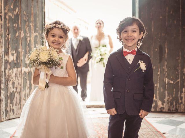 Il matrimonio di Francesca e Giuseppe a Caltanissetta, Caltanissetta 45