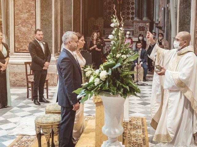 Il matrimonio di Francesca e Giuseppe a Caltanissetta, Caltanissetta 47