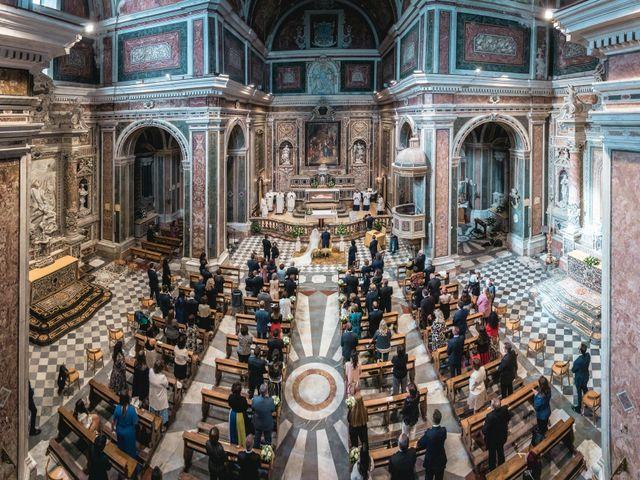 Il matrimonio di Francesca e Giuseppe a Caltanissetta, Caltanissetta 49