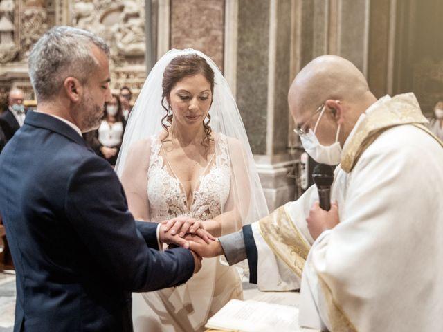 Il matrimonio di Francesca e Giuseppe a Caltanissetta, Caltanissetta 50