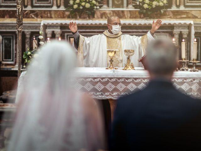 Il matrimonio di Francesca e Giuseppe a Caltanissetta, Caltanissetta 54
