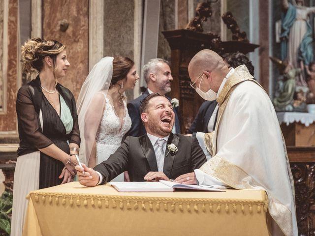 Il matrimonio di Francesca e Giuseppe a Caltanissetta, Caltanissetta 56