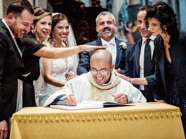 Il matrimonio di Francesca e Giuseppe a Caltanissetta, Caltanissetta 66