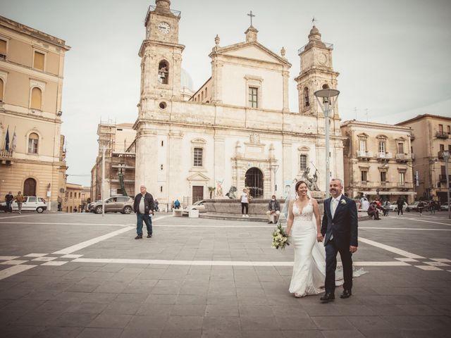 Il matrimonio di Francesca e Giuseppe a Caltanissetta, Caltanissetta 70