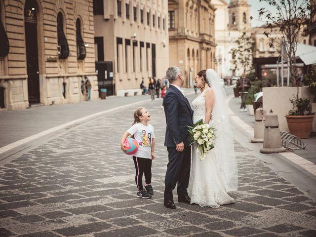 Il matrimonio di Francesca e Giuseppe a Caltanissetta, Caltanissetta 71