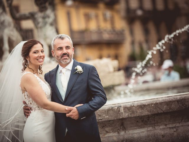 Il matrimonio di Francesca e Giuseppe a Caltanissetta, Caltanissetta 74