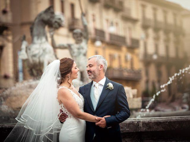 Il matrimonio di Francesca e Giuseppe a Caltanissetta, Caltanissetta 75