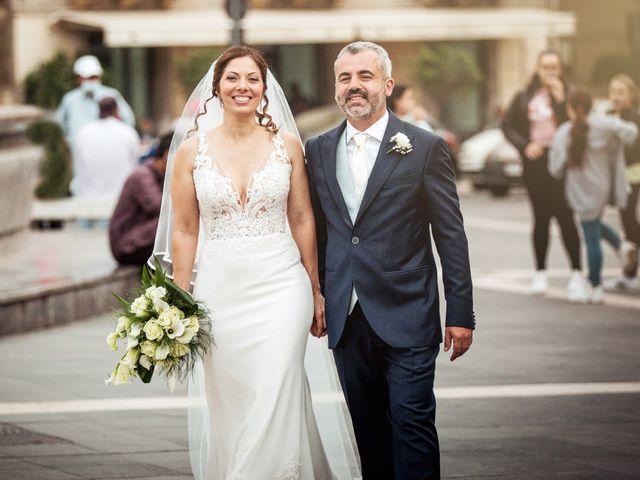 Il matrimonio di Francesca e Giuseppe a Caltanissetta, Caltanissetta 76