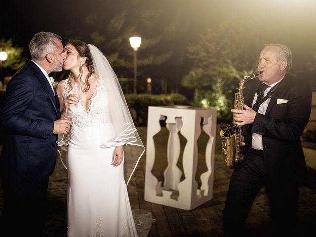 Il matrimonio di Francesca e Giuseppe a Caltanissetta, Caltanissetta 83