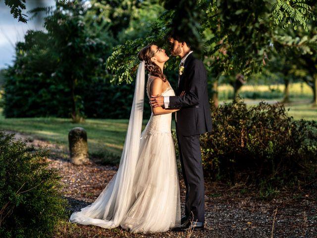 Le nozze di Jacopo e Alessia