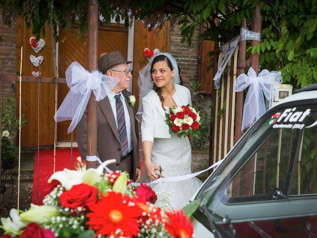Il matrimonio di Roberto e Caterina a Copparo, Ferrara 13