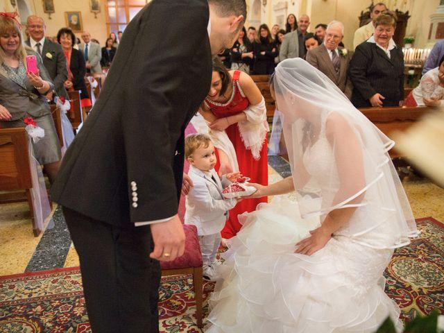 Il matrimonio di Roberto e Caterina a Copparo, Ferrara 26