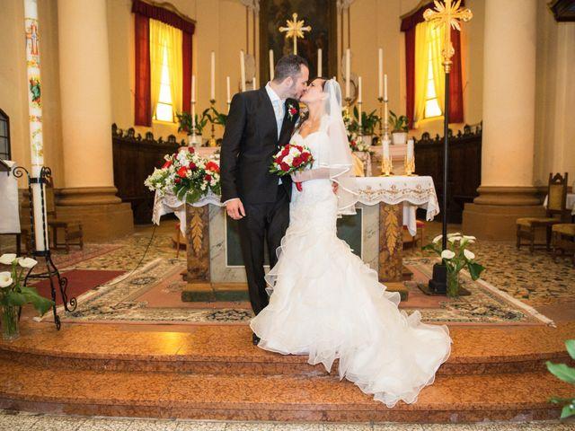 Il matrimonio di Roberto e Caterina a Copparo, Ferrara 34