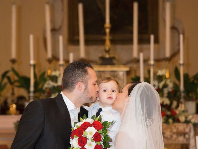 Il matrimonio di Roberto e Caterina a Copparo, Ferrara 35