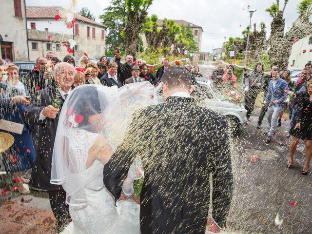 Il matrimonio di Roberto e Caterina a Copparo, Ferrara 36