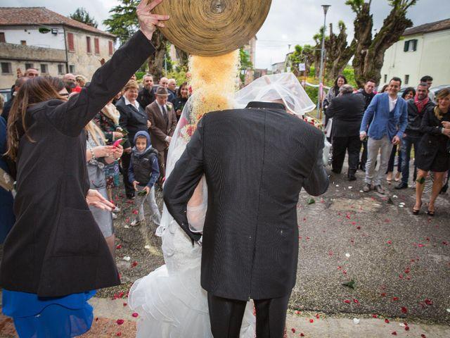 Il matrimonio di Roberto e Caterina a Copparo, Ferrara 38