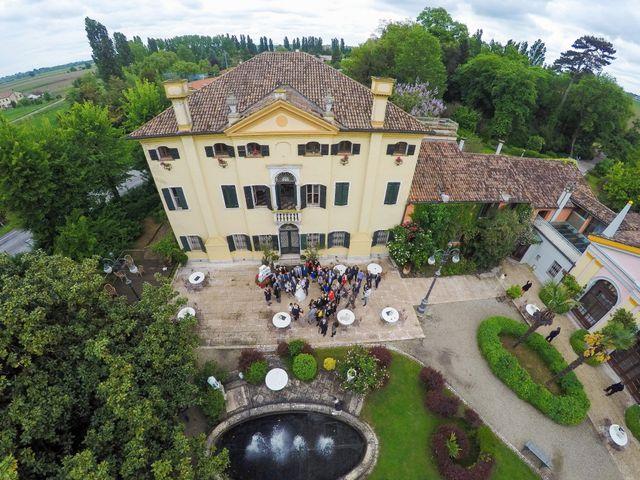 Il matrimonio di Roberto e Caterina a Copparo, Ferrara 45