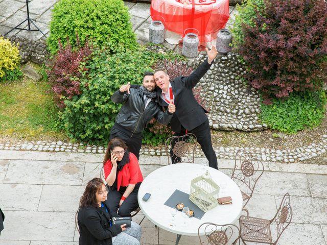 Il matrimonio di Roberto e Caterina a Copparo, Ferrara 81