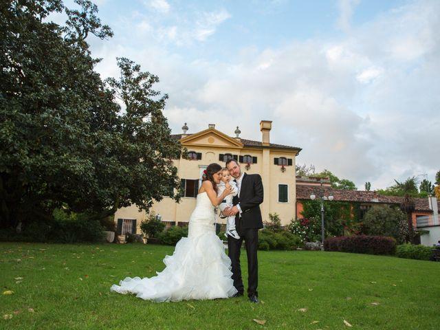 Il matrimonio di Roberto e Caterina a Copparo, Ferrara 87