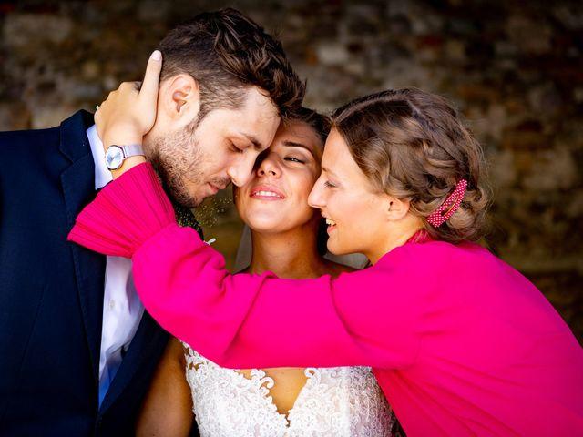 Il matrimonio di Marco e Elisa a Cologne, Brescia 11