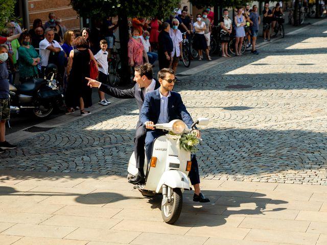 Il matrimonio di Marco e Elisa a Cologne, Brescia 14