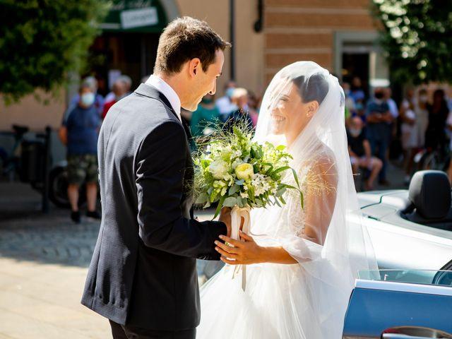 Il matrimonio di Marco e Elisa a Cologne, Brescia 15