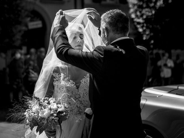 Il matrimonio di Marco e Elisa a Cologne, Brescia 16