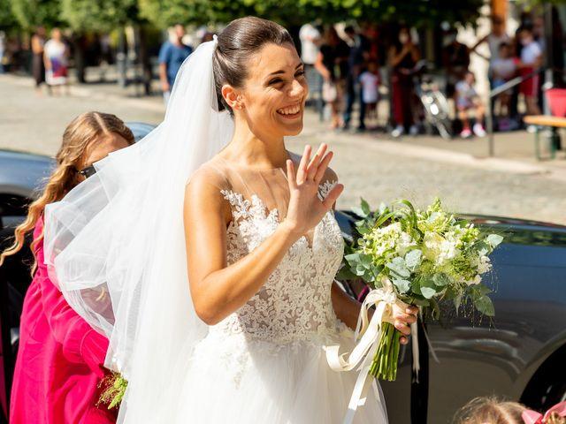 Il matrimonio di Marco e Elisa a Cologne, Brescia 17