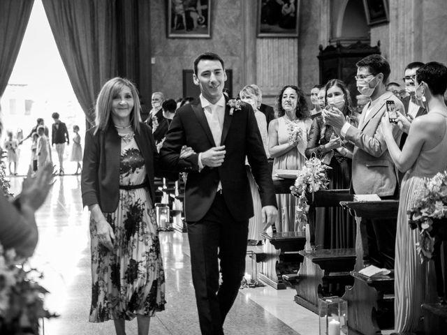 Il matrimonio di Marco e Elisa a Cologne, Brescia 18