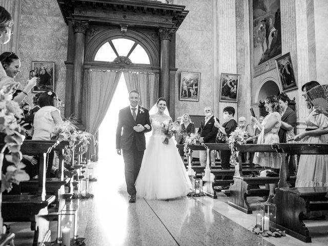 Il matrimonio di Marco e Elisa a Cologne, Brescia 19