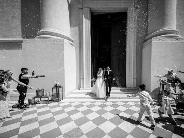 Il matrimonio di Marco e Elisa a Cologne, Brescia 22